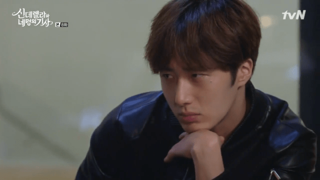 Jung Il-woo in Cinderella and the Four Knights. Episode 8. Cr. tvN Screen Captures by Fan 13. PNG88