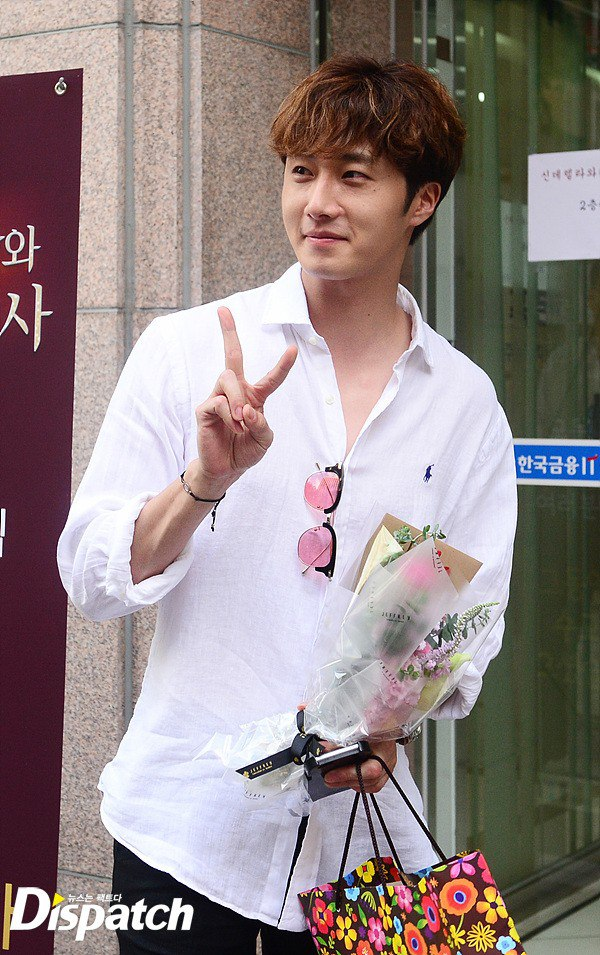 2016 6 1 Jung Il-woo at the Wrap Up Party for Cinderella and the Four Knights. 2