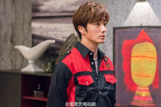 2016 Jung Il-woo in Cinderella and the Four Knights. Behind the Scenes. Website. Cr. tvN EX4
