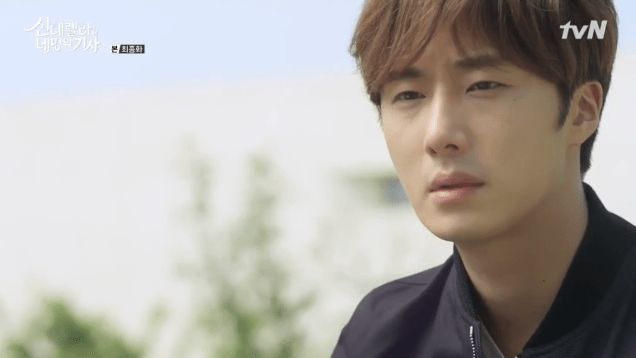 2019 2016 10 1 Jung Il-woo in Cinderella and the Four Knights Episode 16. Cr. tvN. 31