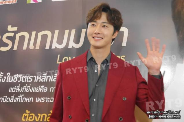 2019 7 2 Jung Il-woo at the Press Conference for Love and Lies Cr. On Photos. 16