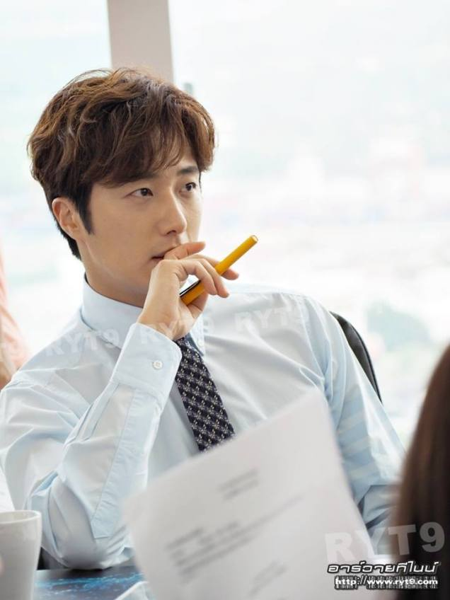 2019 7 3 Jung Il-woo at the Press Conference for Love and Lies Filming Part. Cr. On Photos. 20