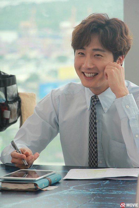 2019 7 3 Jung Il-woo at the Press Conference for Love and Lies Filming Part. Cr. On Photos. 4