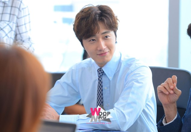 2019 7 3 Jung Il-woo at the Press Conference for Love and Lies Filming Part. Cr. On Photos. 47