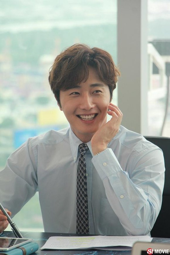 2019 7 3 Jung Il-woo at the Press Conference for Love and Lies Filming Part. Cr. On Photos. 5