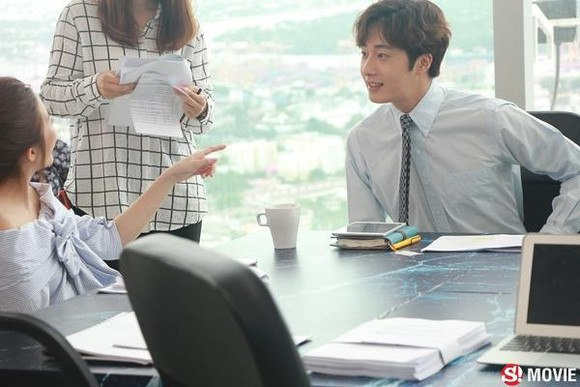 2019 7 3 Jung Il-woo at the Press Conference for Love and Lies Filming Part. Cr. On Photos. 51