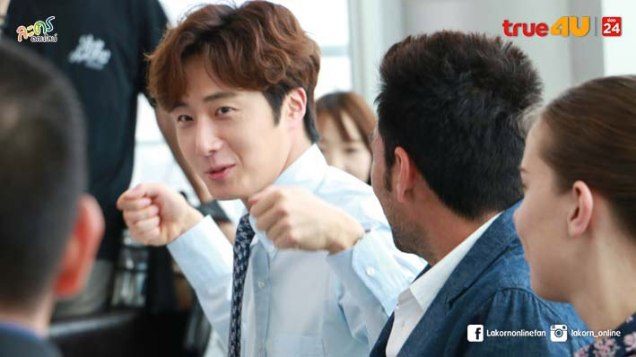 2019 7 3 Jung Il-woo at the Press Conference for Love and Lies Filming Part. Cr. On Photos. 66