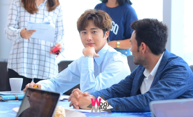 2019 7 3 Jung Il-woo at the Press Conference for Love and Lies Filming Part. Cr. On Photos. 67