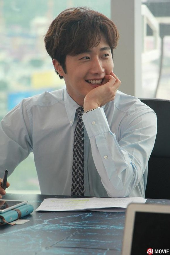 2019 7 3 Jung Il-woo at the Press Conference for Love and Lies Filming Part. Cr. On Photos. 9