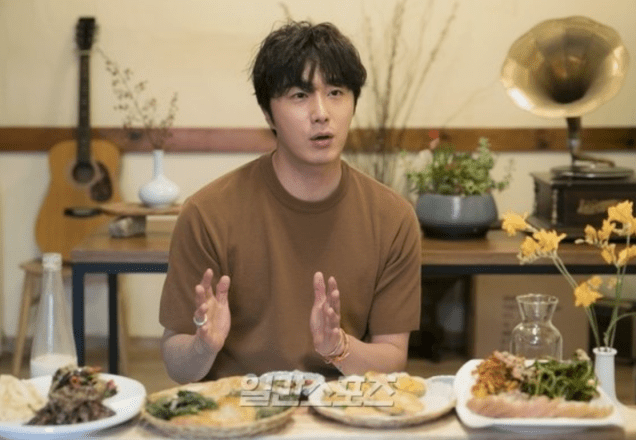 2019 8 2 Jung Il-woo for the Talk Show Drunk Talk Cr. isplus.live.joins. com via Naver 8