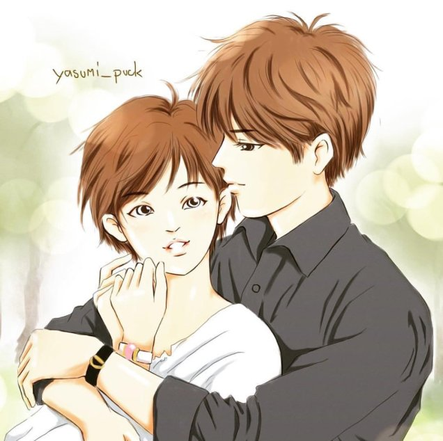 Jung Il-woo Anime by Yasumi-puck 2