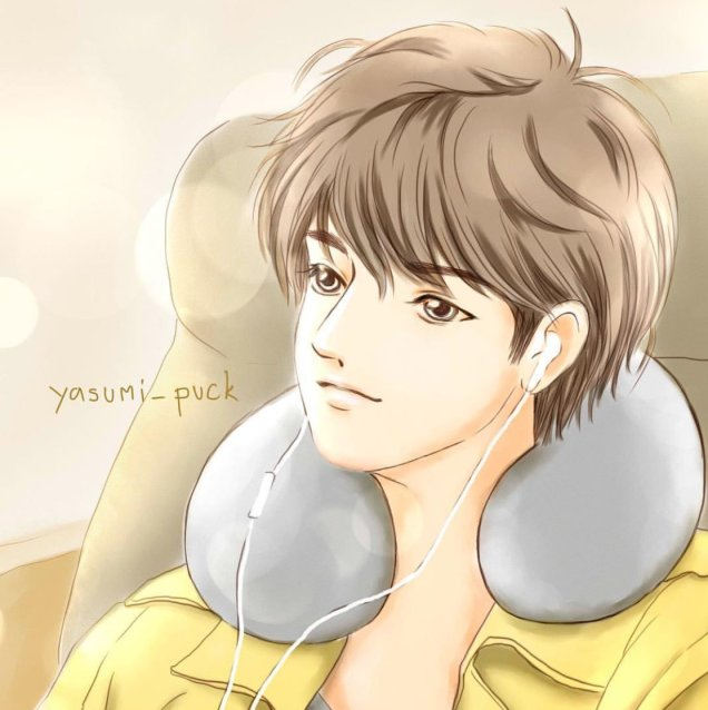 Jung Il-woo Anime by Yasumi-puck 3