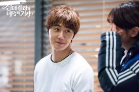 Jung Il-woo in Cinderella and the Four Knights. Episode 9. Cr. tvN Website Photos 9