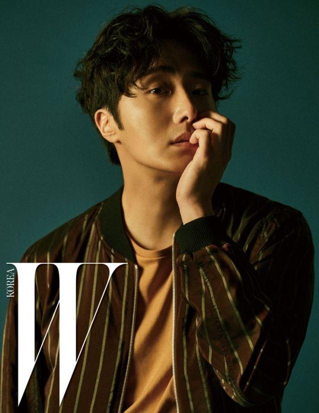 2016 9 16 Jung Il-woo for WKorea Magazine. 4