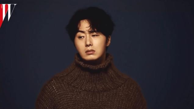 2016 9 16 Jung Il-woo for WKorea. 19