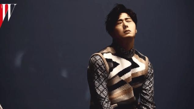 2016 9 16 Jung Il-woo for WKorea. 3