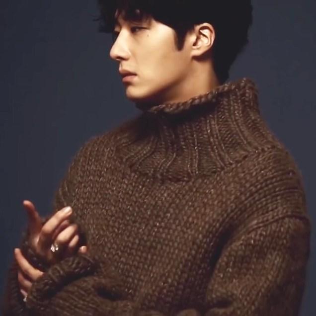 2016 9 16 Jung Il-woo for WKorea. Instagram Edits by Fan 13. 2