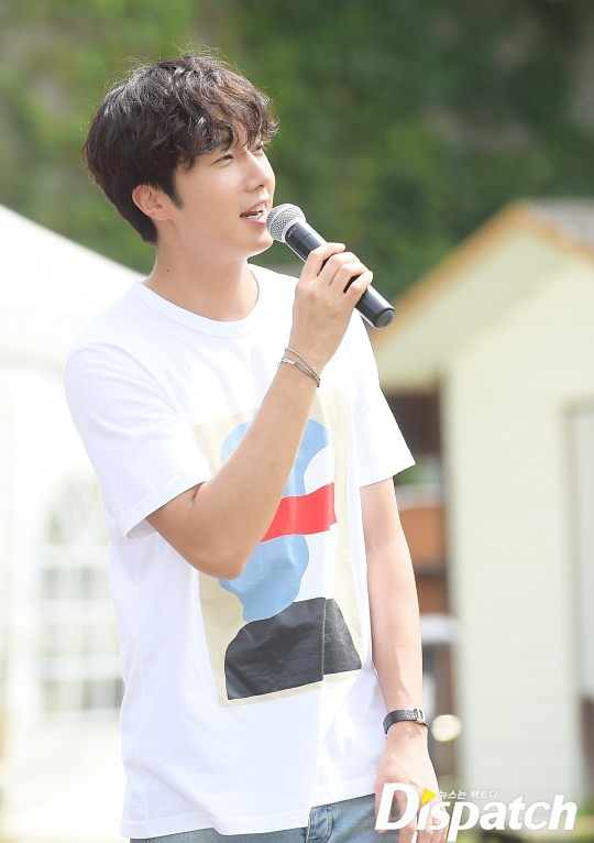 2016 9 4 (8) Jung Il-woo's 10th Anniversary Fan Meeting Railtrip.  Cr. Starcast Naver. 21.jpg