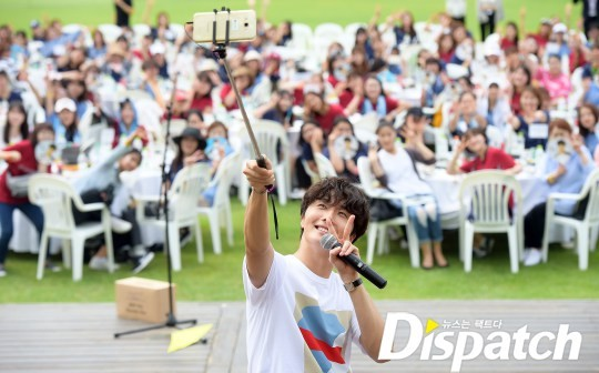 2016 9 4 (8) Jung Il-woo's 10th Anniversary Fan Meeting Railtrip.  Cr. Starcast Naver. 26.jpg