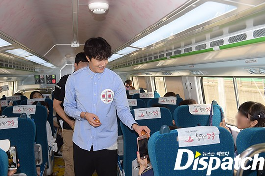 2016 9 4 (8) Jung Il-woo's 10th Anniversary Fan Meeting Railtrip.  Cr. Starcast Naver. 9.jpg