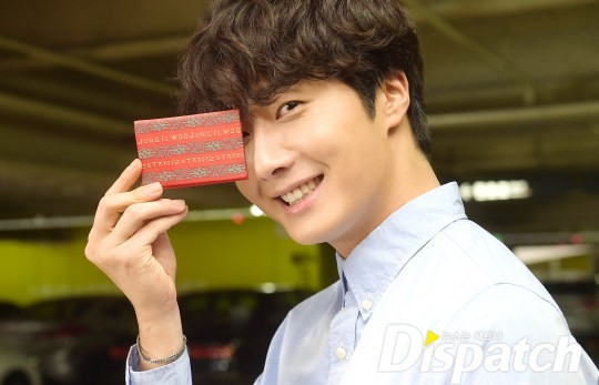 2016 9 4 Jung Il-woo Fan Meeting: Rail Trip with Jung Il-woo. Cr. Starcast, Disparch and Jung Il-woo.com 13