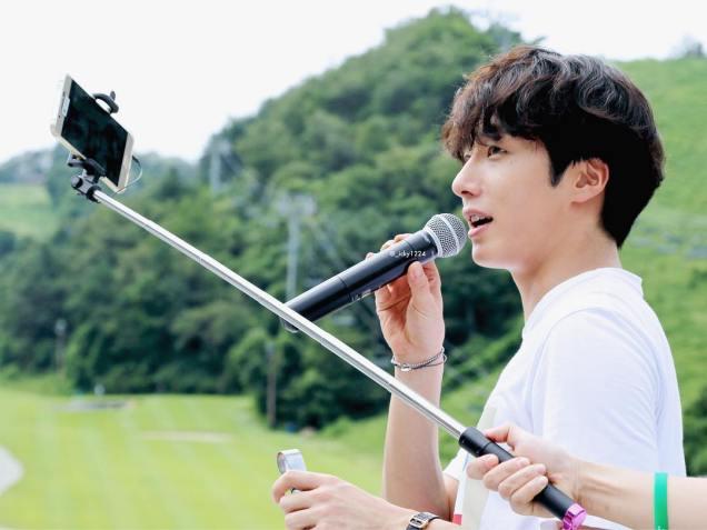 2016 9 4 Jung Il-woo Fan Meeting: Rail Trip with Jung Il-woo. Cr. Starcast, Disparch and Jung Il-woo.com 15
