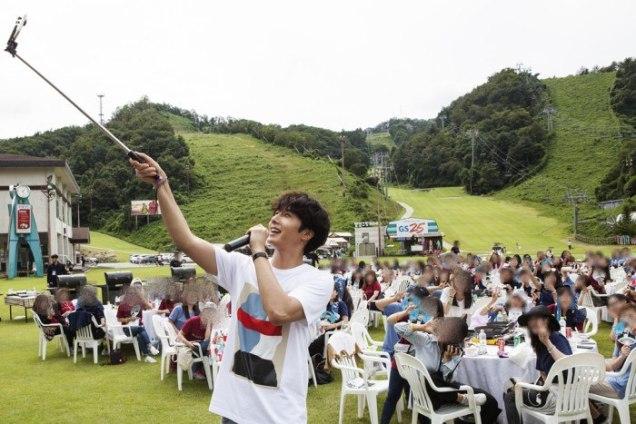 2016 9 4 Jung Il-woo Fan Meeting: Rail Trip with Jung Il-woo. Cr. Starcast, Disparch and Jung Il-woo.com 18