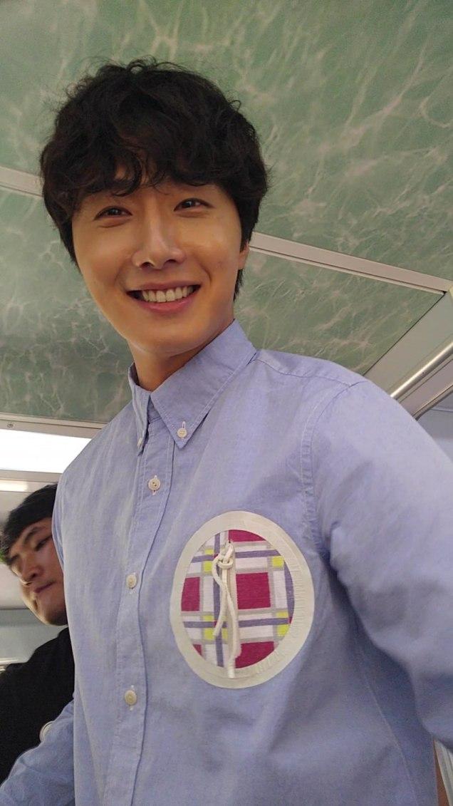 2016 9 4 Jung Il-woo Fan Meeting: Rail Trip with Jung Il-woo. Cr. Starcast, Disparch and Jung Il-woo.com 20