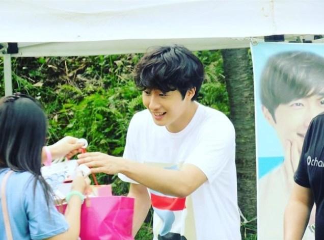2016 9 4 Jung Il-woo Fan Meeting: Rail Trip with Jung Il-woo. Cr. Starcast, Disparch and Jung Il-woo.com 40