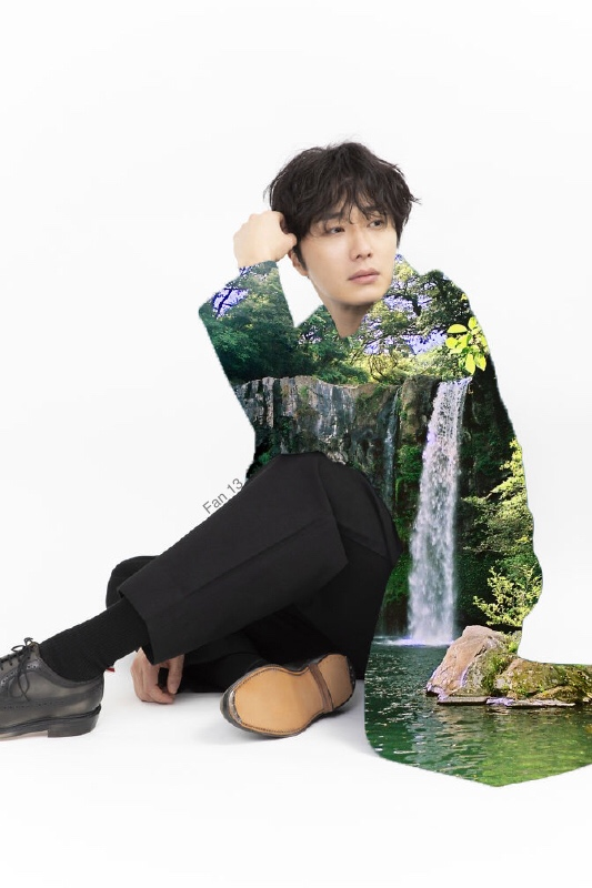 Jung Il-woo in green 3