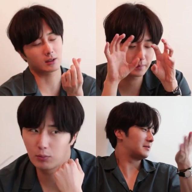 2019 9 9 Jung Il-woo's New Fragrance 'his' Cr. Kribbit 24