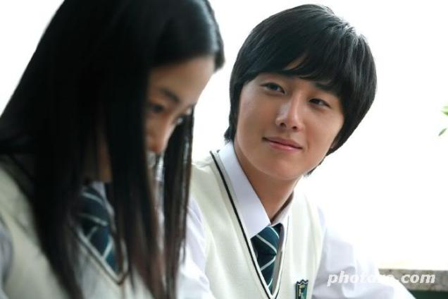 2006 Jung Il woo in The World of Silence. 2