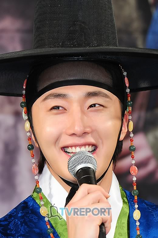 2012 Jung Il woo in The Moon That Embraces the Sun. Various. 3