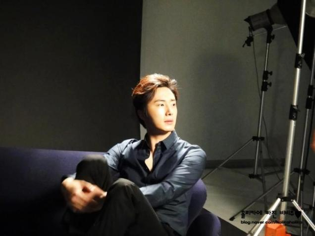 2013 3 Jung II-woo for Holika Holika. BTS (Take 2)00015