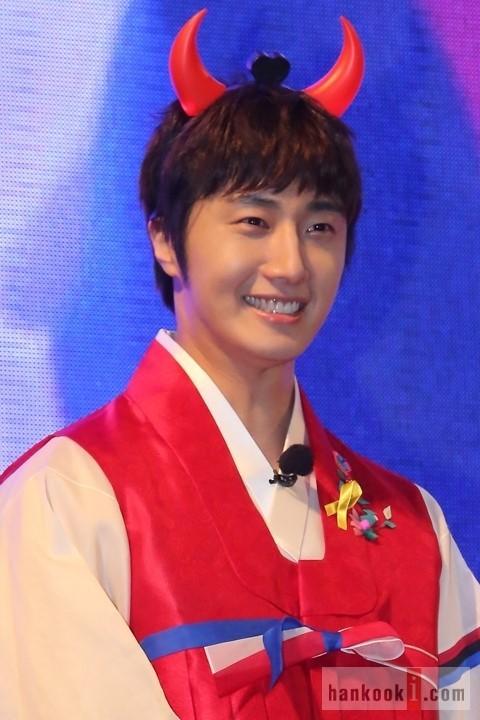 2014 6 Jung Il-woo in Infinite Challenge Cheering Episode 383 6