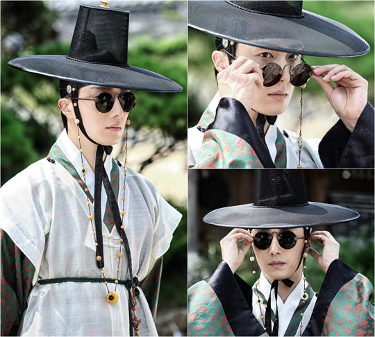 2014 8 11 Jung II-woo in The Night Watchman's Journal Ep 3 Xtra 8