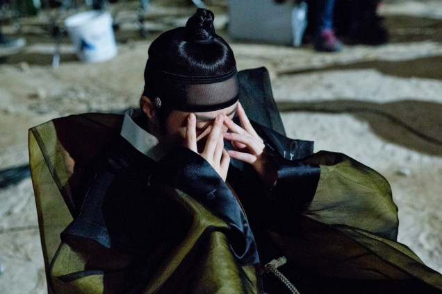 2014 8 Jung II-woo in The Night Watchman's Journal Episode 3 Xtra 1