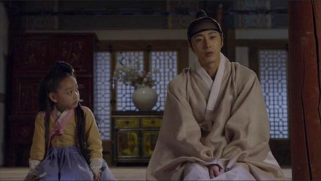 2014 9 Jung II-woo in Night Watchman's Journal Episode 10 21