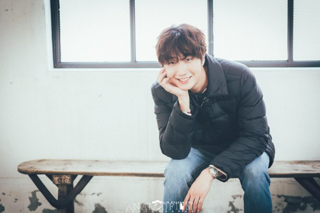2016 11 Jung Il woo for AnalogFilm Photography. 2