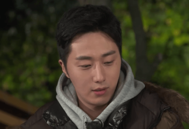 2016 11 Jung Il-woo in Star Shop. Cooking Outside. 15