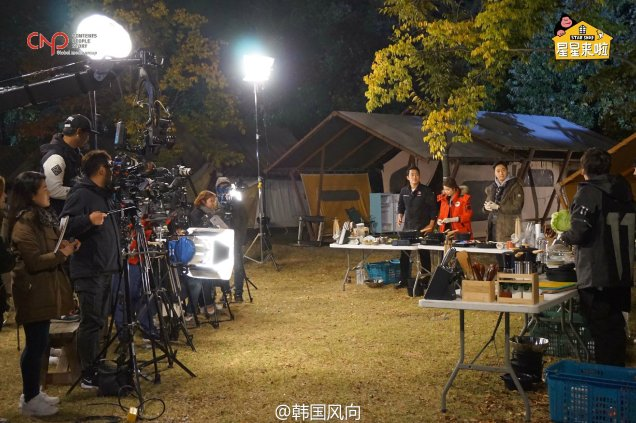 2016 11 Jung Il-woo in Star Shop. Cooking Outside. 19