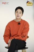 2016 11 Jung Il-woo in Star Shop. Interview with orange sweater. 7