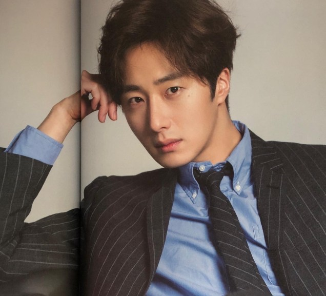2016 Jung Il woo in his 10th Anniversary Thank You Book. Part 4. 3