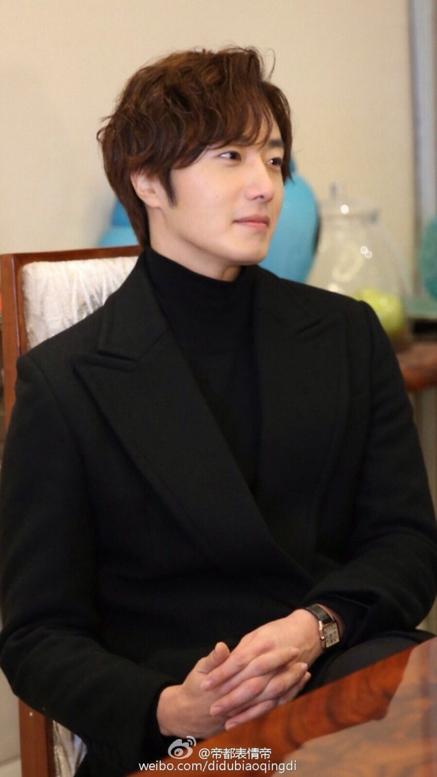 2015 10 Jung Il-woo in an Interview of Beautiful Woman : Beauty Dream.  9.jpg