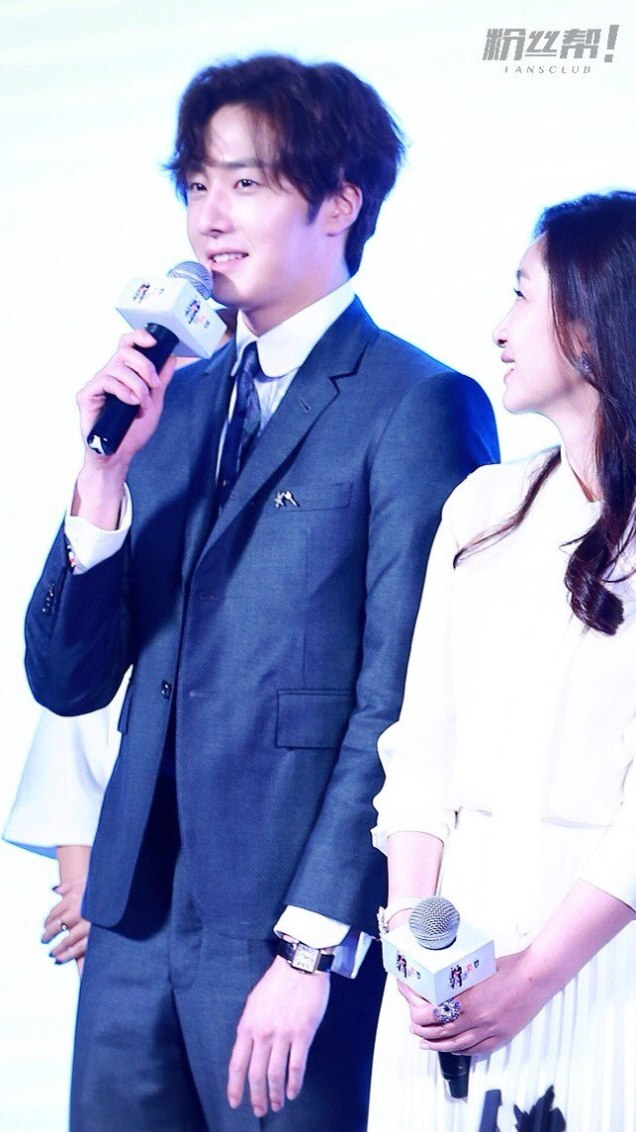 2015 10 Jung Il-woo in the Press Conference of Beautiful Woman : Beauty Dream. 10.jpg
