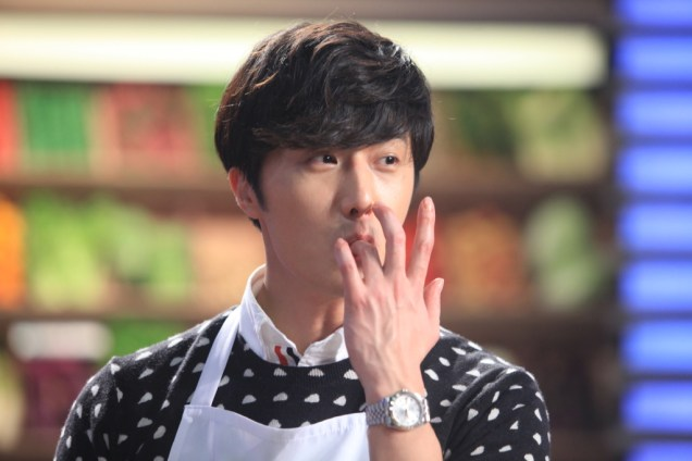 2015 4 Jung Il-woo in Star Chef Episode 4 10
