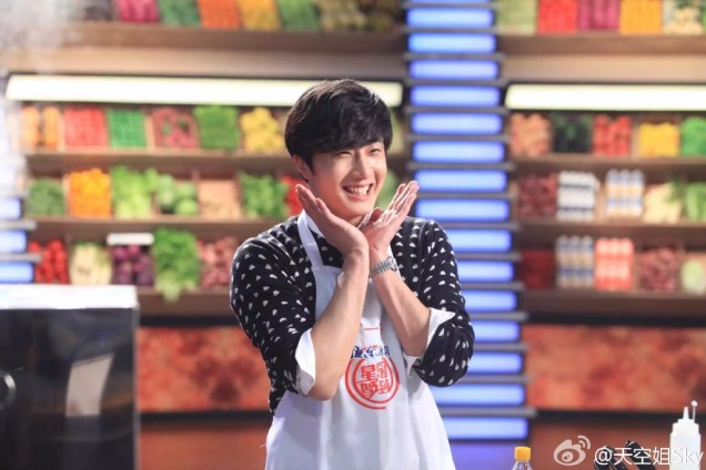2015 4 Jung Il-woo in Star Chef Episode 4 2