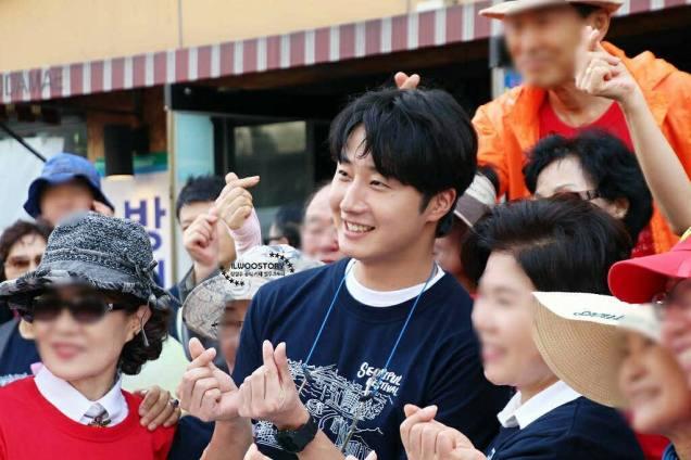 2017 9 16-24 Jung Il woo at the Seoripul Festival in Seocho. 1