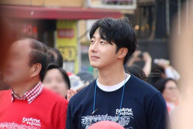 2017 9 16-24 Jung Il woo at the Seoripul Festival in Seocho. 10
