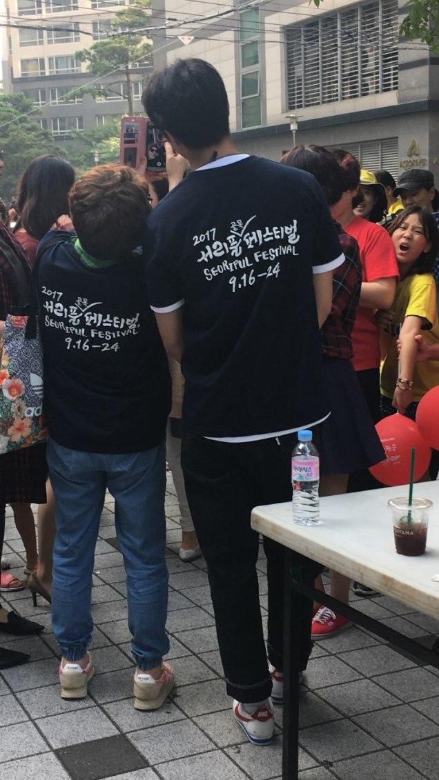 2017 9 16-24 Jung Il woo at the Seoripul Festival in Seocho. 6